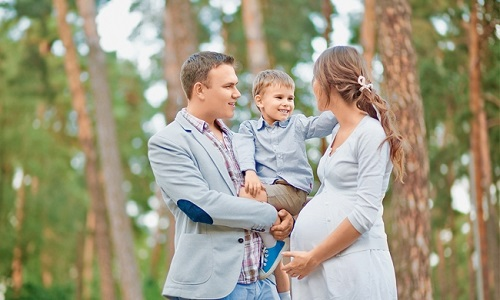 Период ожидания второго ребенка
