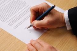 Оформление жалобы на имя работодателя при задержки декретных пособий