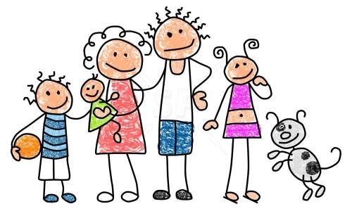 Разновидности социальных статусов семей