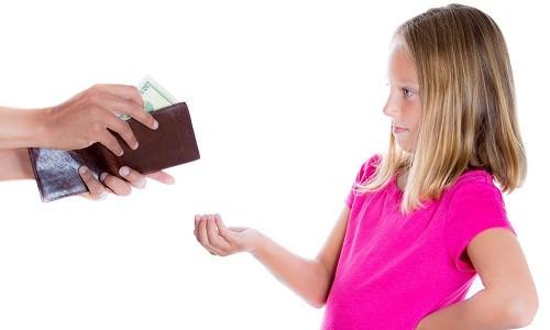 Алименты и оплата