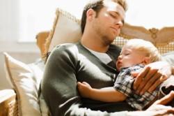 Отпуск по уходу за ребенком для пап