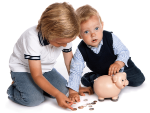 Получение денег на ребенка с ИП