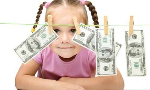 Правила выплаты алиментов на ребенка