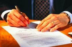 Составление поддельного договора о покупке жилья для получения маткапитала наличными