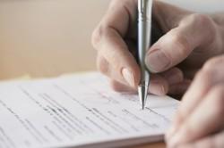 Подписание соглашения о размере алиментов в добровольной форме
