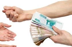 Отказ от добровольной выплаты алиментов