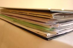 Подготовка документов для получения алиментов