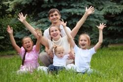 Выплата материнского капитала за третьего ребенка