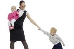 Государственная помощь при рождении второго ребенка