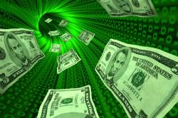 Выплата алиментов банковским переводом